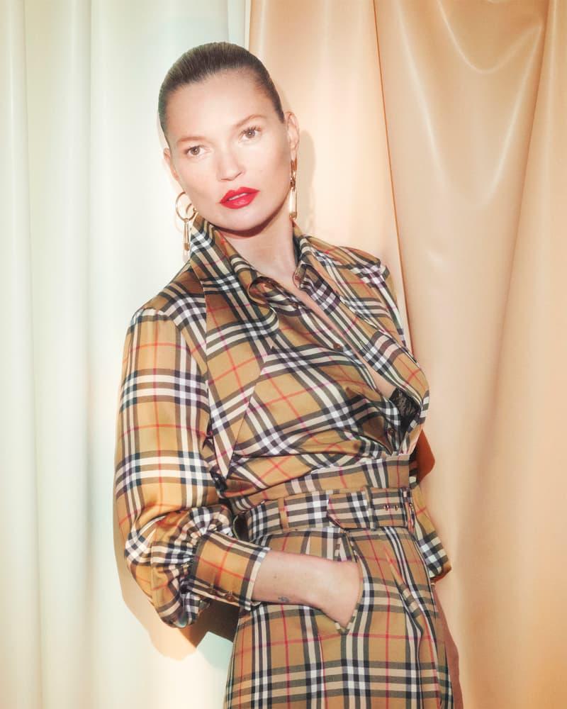 Vivienne Westwood x Burberry Campaign David Sims Riccardo Tisci Collaboration