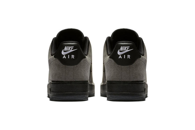 A-COLD-WALL* Nike Air Force 1 Black