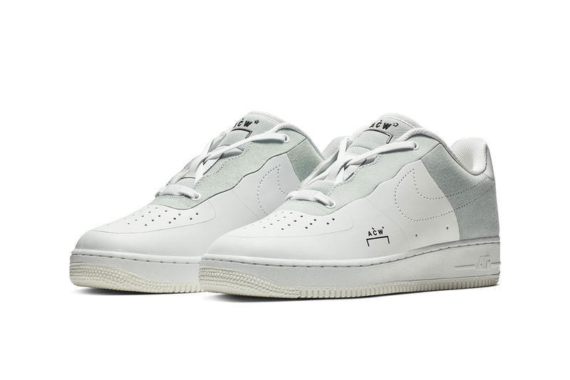 A-COLD-WALL* Nike Air Force 1 White