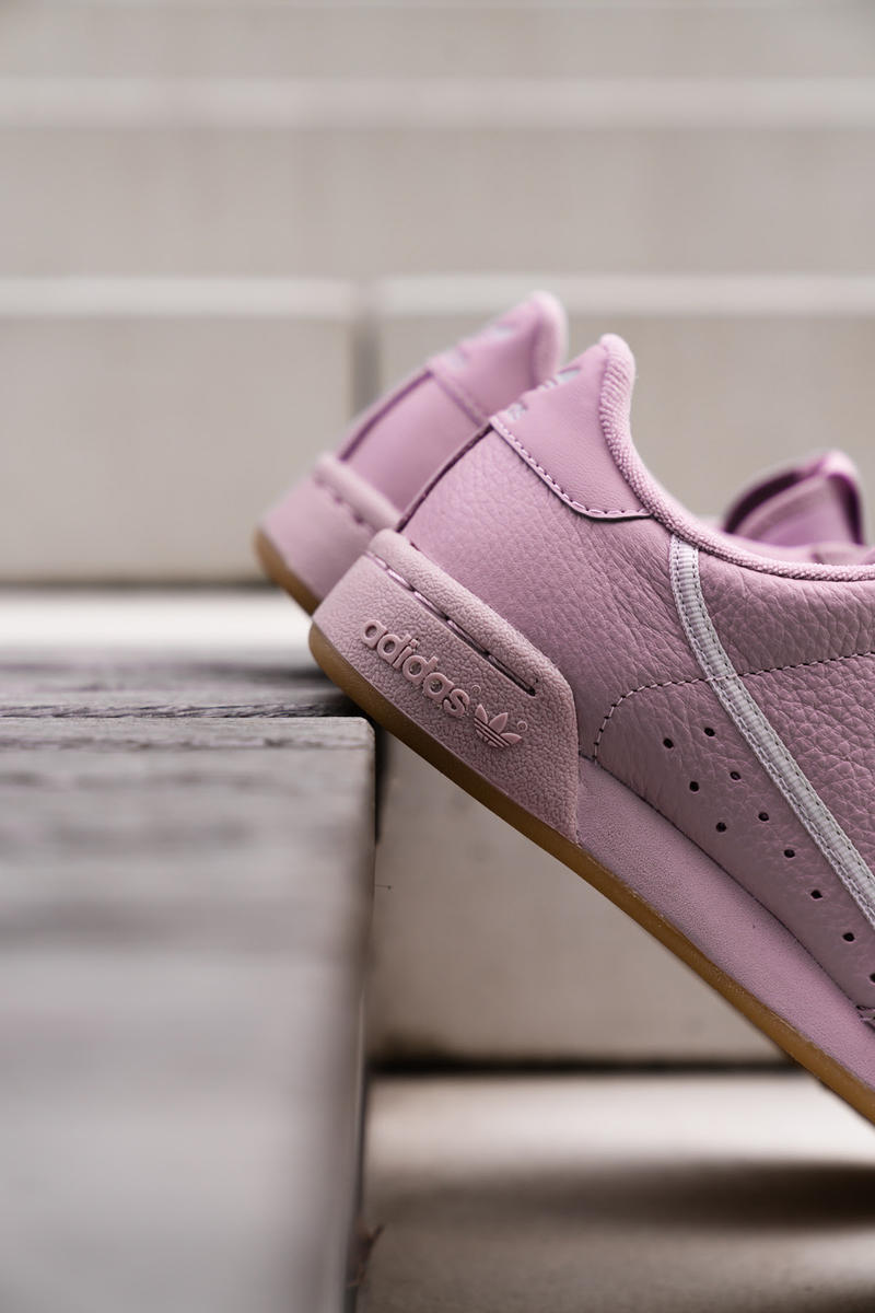adidas Originals Continental 80 Pink Gray One