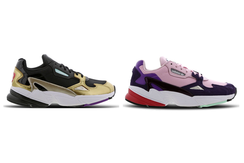 Adidas Originals Releases New Falcon Colorways Hypebae