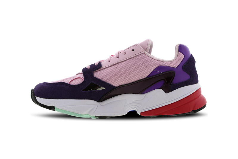 adidas Originals Falcon Clear Pink Legend Purple