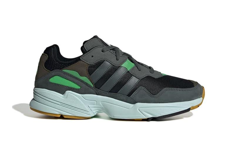 adidas Originals Yung 96 New Colorways Grey Pink Orange Navy White Trainers Sneakers