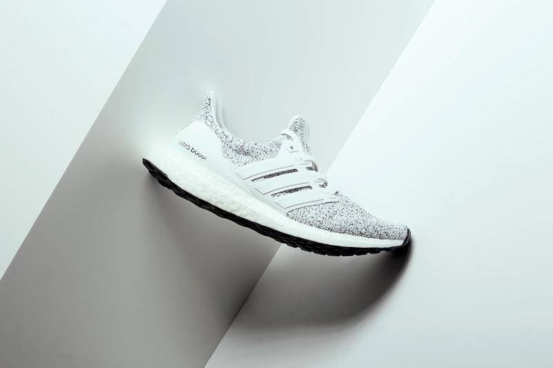 233243e0a6ca3 A sleek essential for your sneaker rotation. adidas ultraboost 4.0 white ...