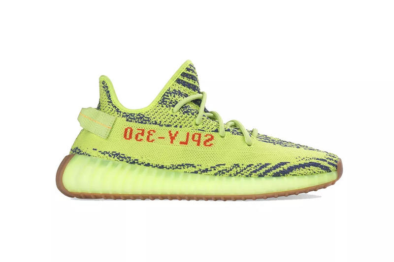 c9917b9a61d6fc YEEZY BOOST 350 V2 Semi Frozen Yellow Store List