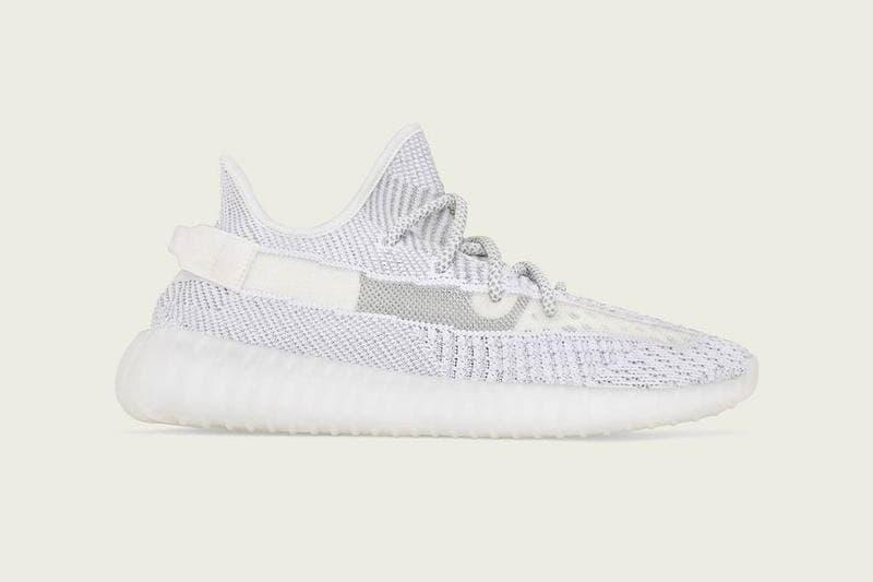 adidas Kanye West YEEZY BOOST 350 V2 Static