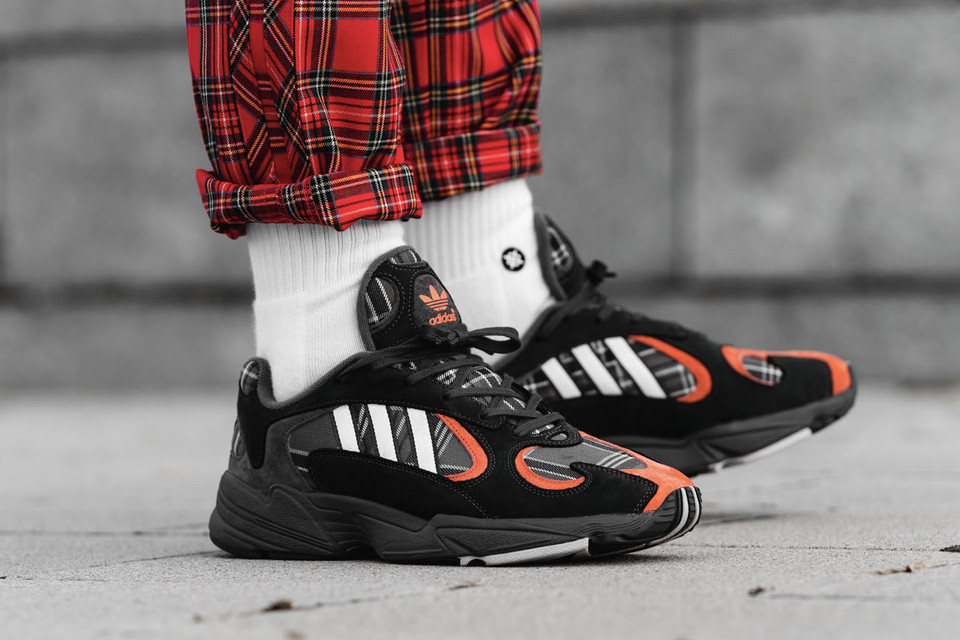 new arrival d23fa 903a6 adidas Yung-1 Plaid Pack Release Information   HYPEBAE