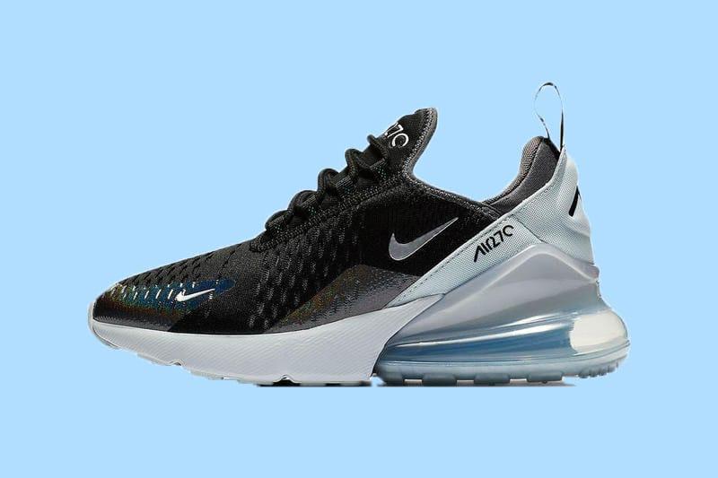 Nike Y2K Air Max 270 and Shearling Air