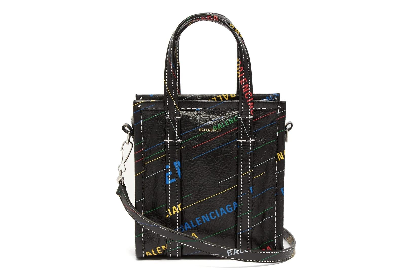Balenciaga Bazar Bag XXS Black