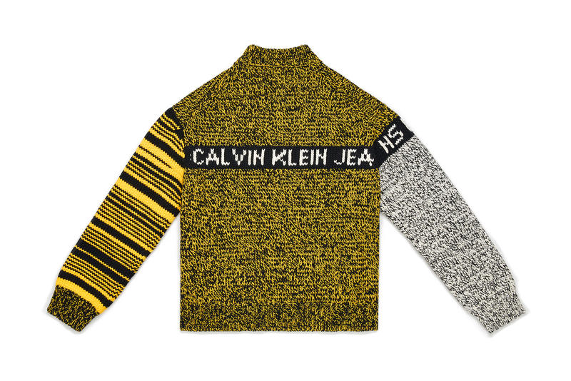 CALVIN KLEIN JEANS EST. 1978 Season 2 Delivery 1 Collection Lookbook Fashion Pieces Raf Simons Design