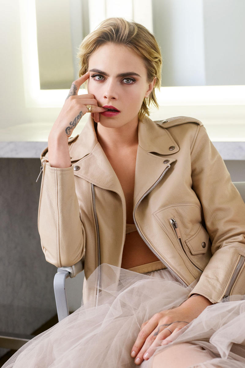 Cara Delevingne Dior Addict Stellar Shine Lipstick