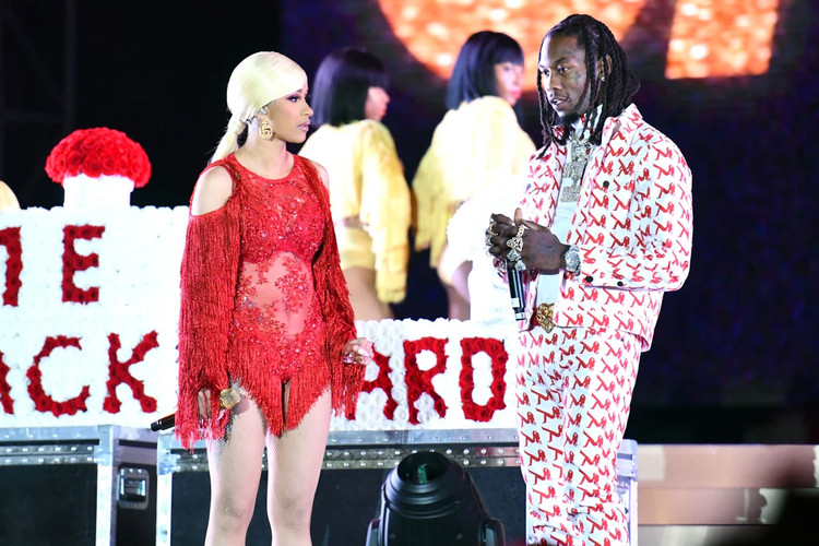 Cardi B & Offset Confirm They're Married in 2017 | HYPEBAE