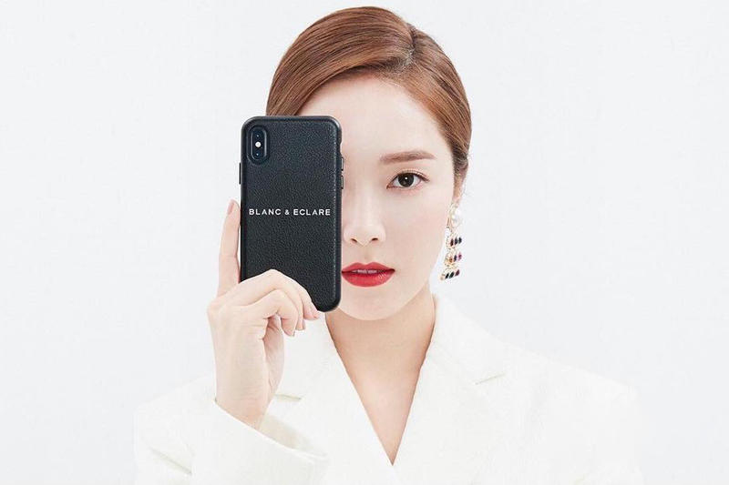 Casetify x Jessica Jung Phone Case Collaboration Accessory Print Campaign