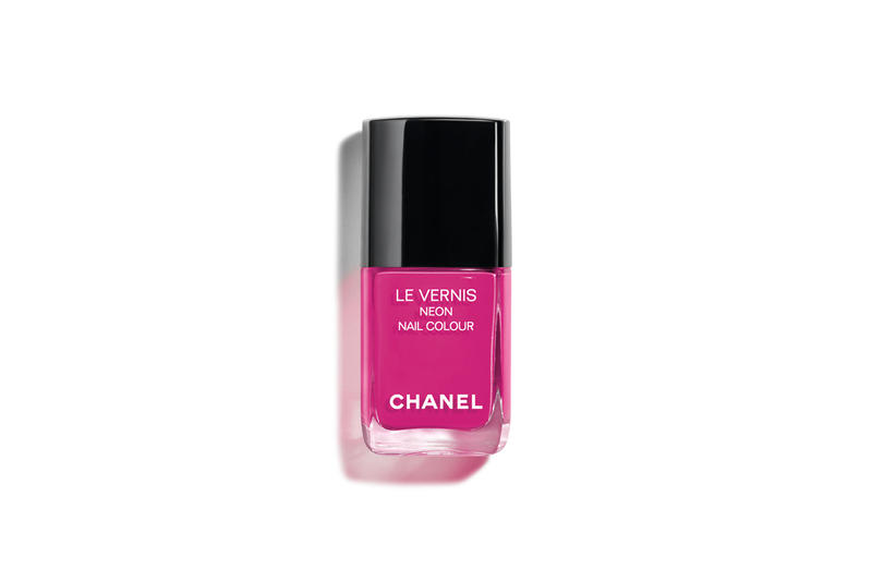 Chanel Beauty Spring Summer 2019 Makeup Le Vernis Nail Lacquer Polish Pink Hot Fluorescent