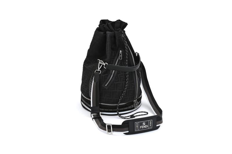 Fendi Mon Tresor Bag Big Black