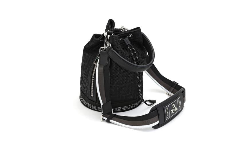 Fendi Mon Tresor Bag Small Black