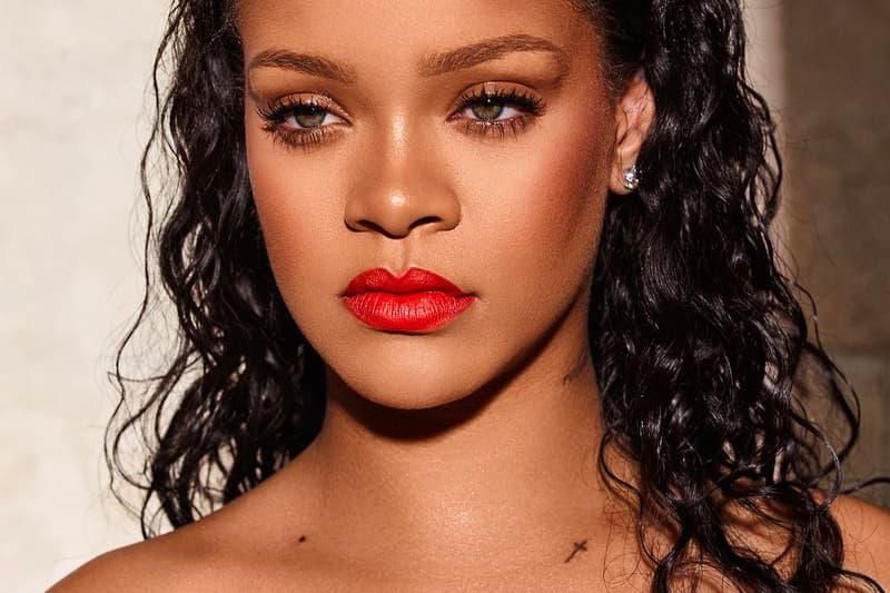 Rihanna Fenty Beauty Mattemoiselle Lipstick New Shades Christmas 2018 December 26