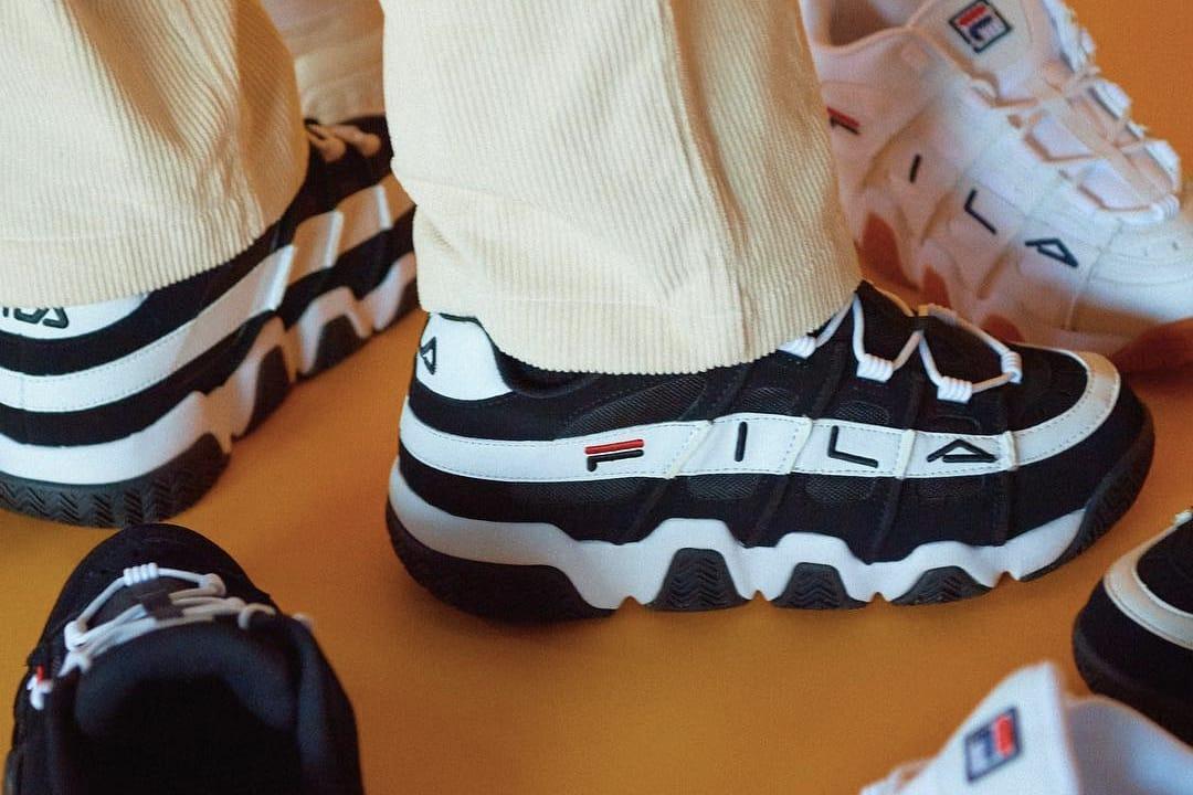 FILA Barricade XT 97 Chunky Sneaker