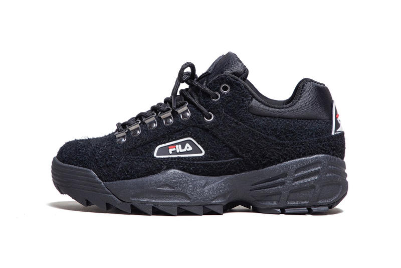FILA Trailruptor Womens Hybrid Disruptor Trailblazer Chunky Sneakers Trainers