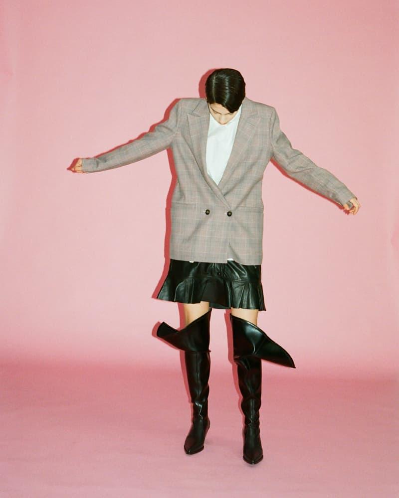 GANNI Pre-Spring Collection HBX Editorial Fashion