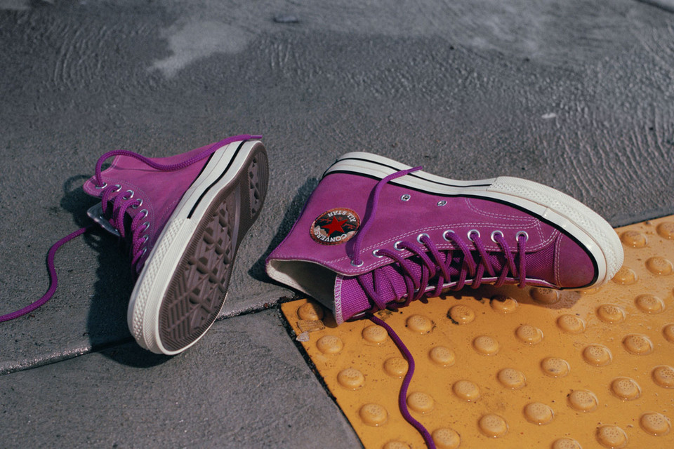 aa21be3ced49 GORE-TEX x Converse Chuck 70 Pink and Black