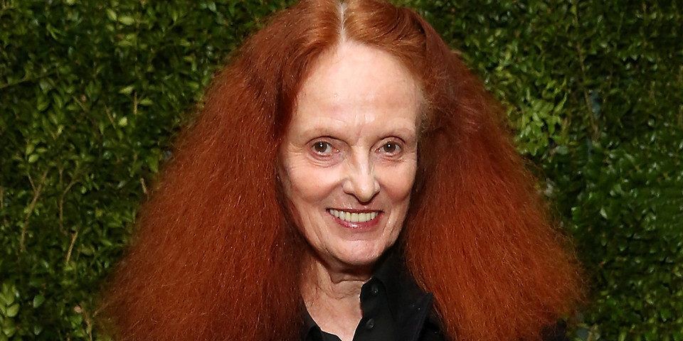 EXCLUSIVE: Grace Coddington Reflects On Her Career at 'Vogue' & New Show 'Face To Grace'
