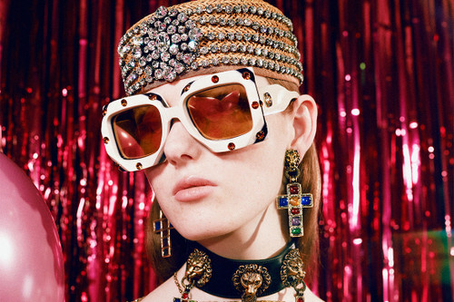 c62cc3a6fa5 Petra Collins. Gucci Is in the Spirit of Giving This Holiday Season