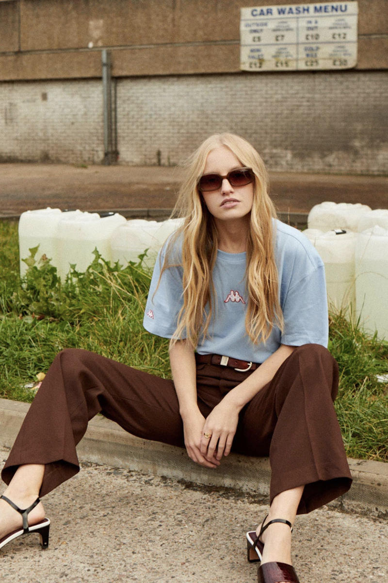 Kappa Spring 2019 Full Lookbook Collection Fashion Retro 70s Inspired Tracksuits