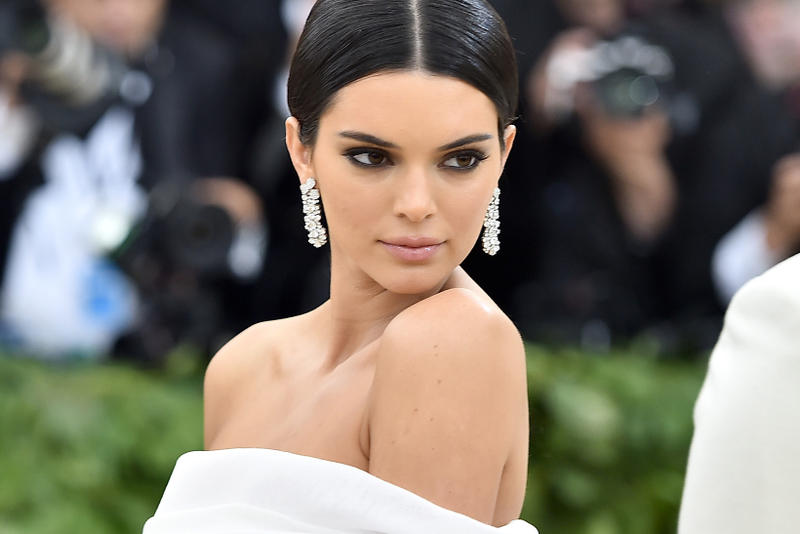 Kendall Jenner Met Gala 2018 Off-White