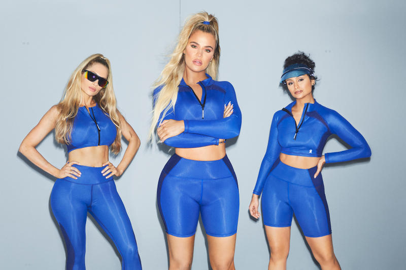 Khloe Kardashian Good American Performance Lookbook
