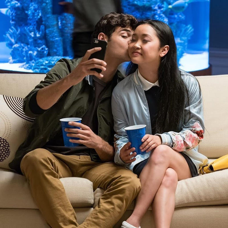 Most Watched Netflix Movies and Shows 2018 To All The Boys Kissing Booth Bodyguard Noah Centineo Lana Condor