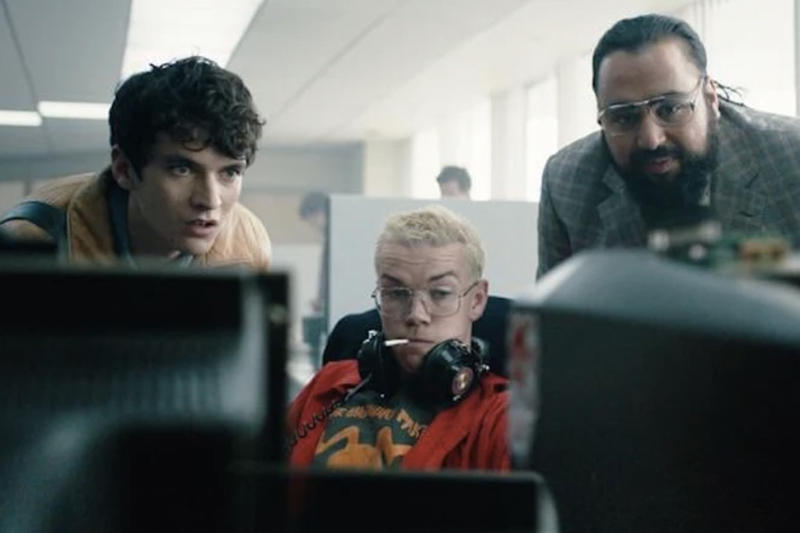 Netflix Black Mirror Season 5 First Trailer Bandersnatch Choose Your Adventure Series