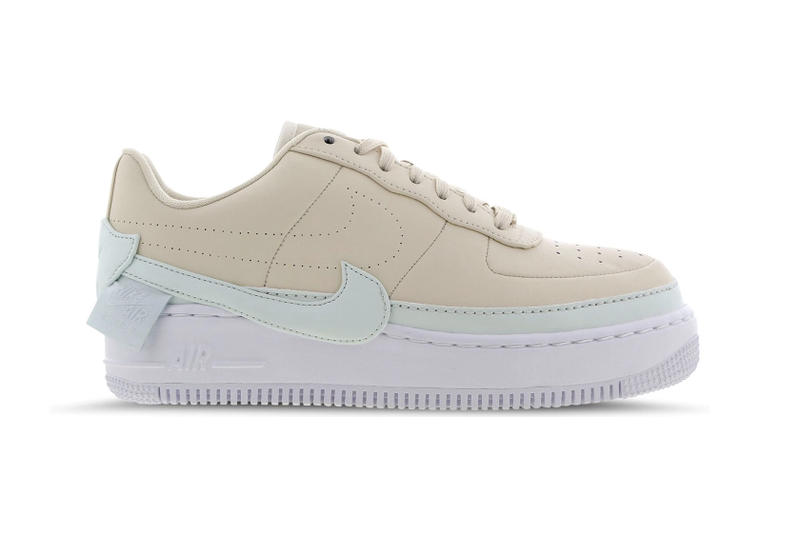 sale retailer a2990 86cc0 Nike Air Force 1 Jester XX Cream & Mint Green | HYPEBAE
