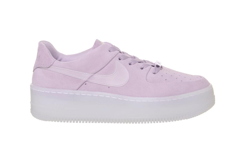 Chispa  chispear estilo Señora  Nike Air Force 1 Sage Low Pastel
