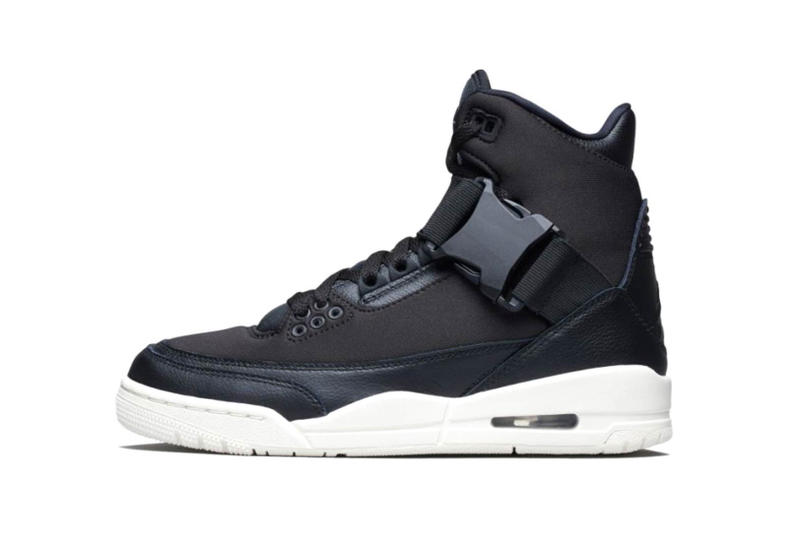 Nike Air Jordan 3 EXPLORER XX Black Sail