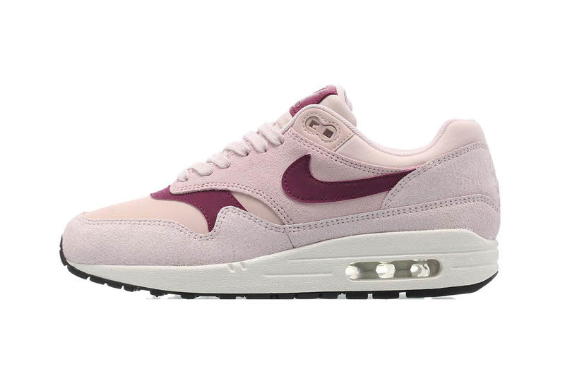 Nike Air Max 1 Premium Barely Rose True Berry