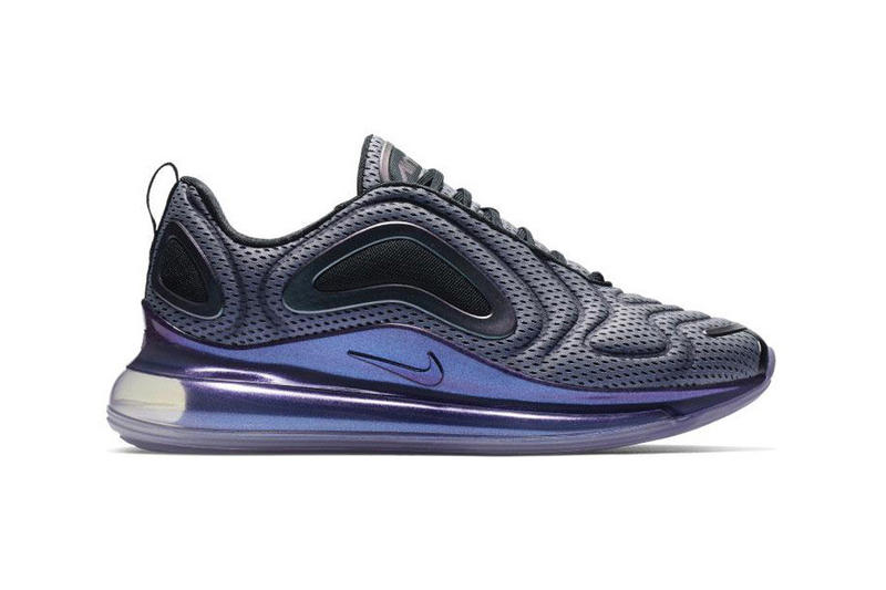 cheap for discount 16970 2b538 Nike Air Max 720 Aurora Borealis Purple