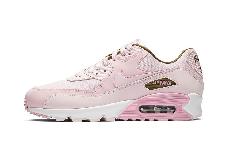 """92f5ded670 Nike's Air Max 90 """"Have A Nike Day"""" Arrives in Pastel Pink"""