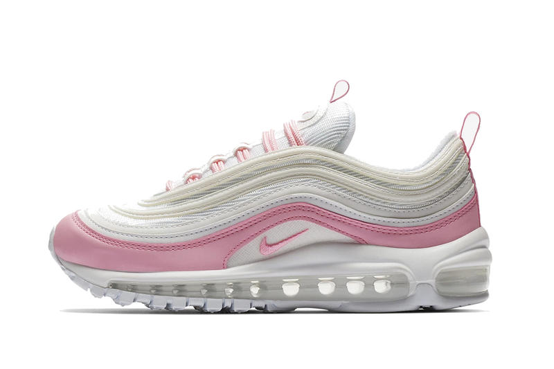 Nike Air Max 97 Pink White Release Date Sneaker Shoe Footwear Drop  Information 92538a547