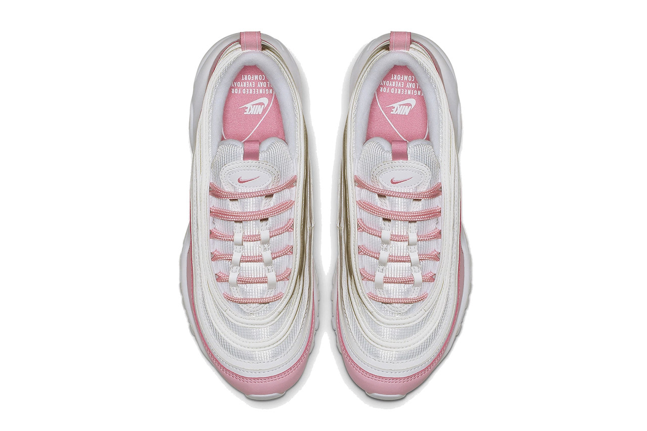 Nike Air Max 97 Pink/White Release Date