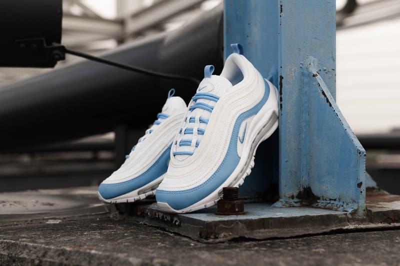 "Nike Air Max 1 and Air Max 95 ""University Blue"""