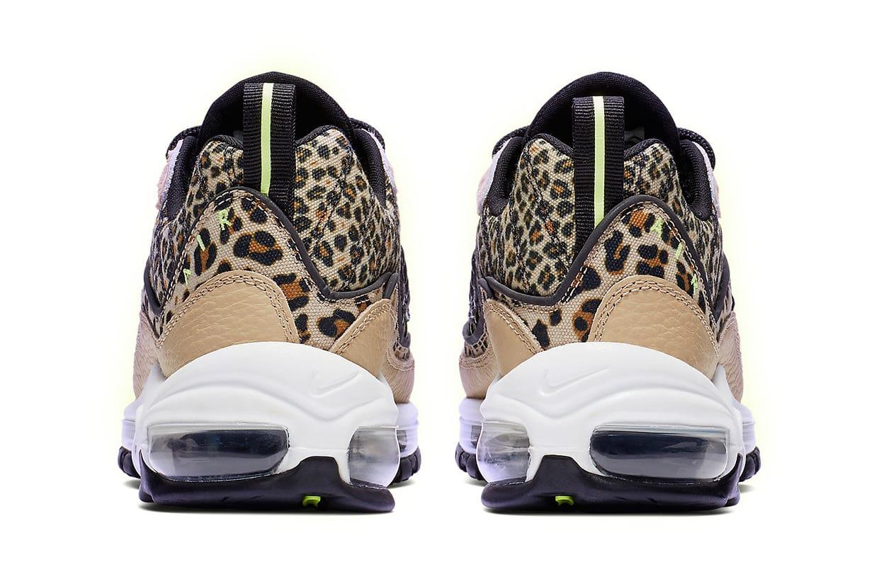 Nike Releases Air Max 98 Leopard Print