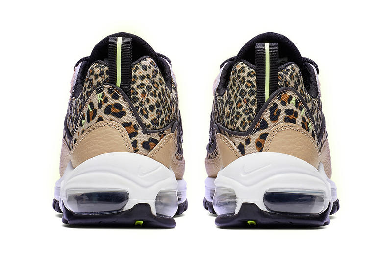d27a0fe5 Nike Releases Air Max 98 Leopard Print Sneakers | HYPEBAE