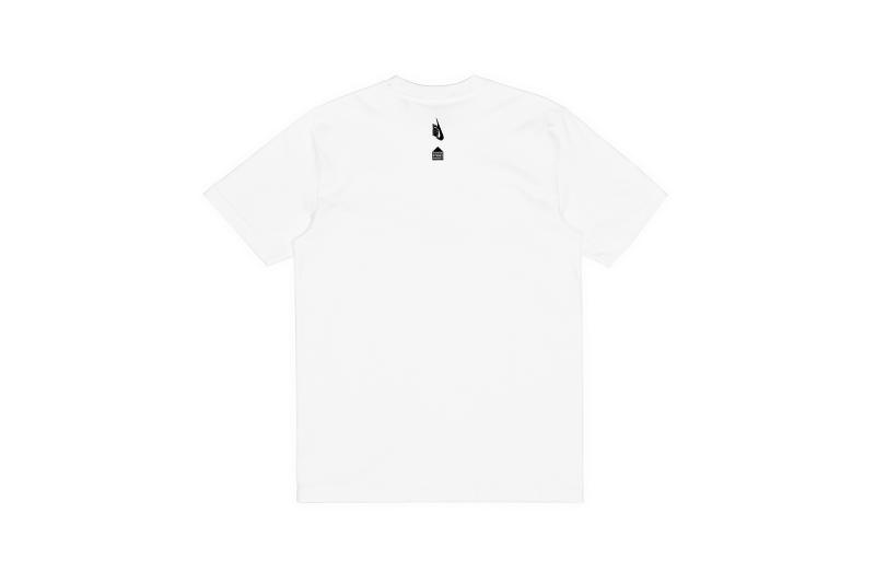Nike x Dover Street Market Just Do It T-shirt White