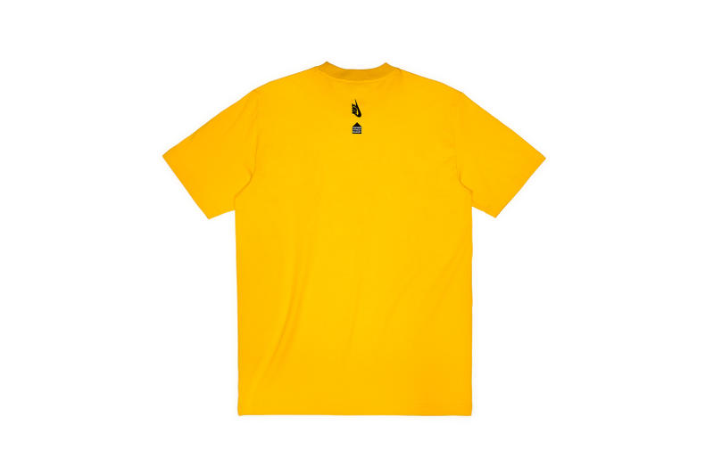 Nike x Dover Street Market Just Do It T-shirt Yellow