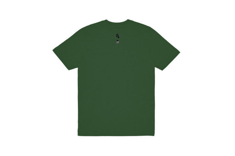 Nike x Dover Street Market Just Do It T-shirt Green