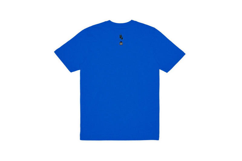 Nike x Dover Street Market Just Do It T-shirt Blue