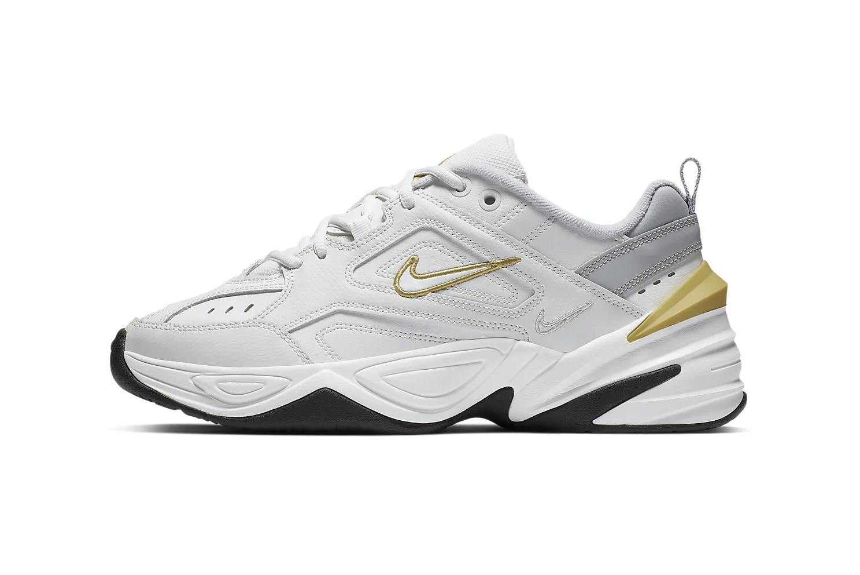 Nike Drops M2K Tekno in Platinum Tint