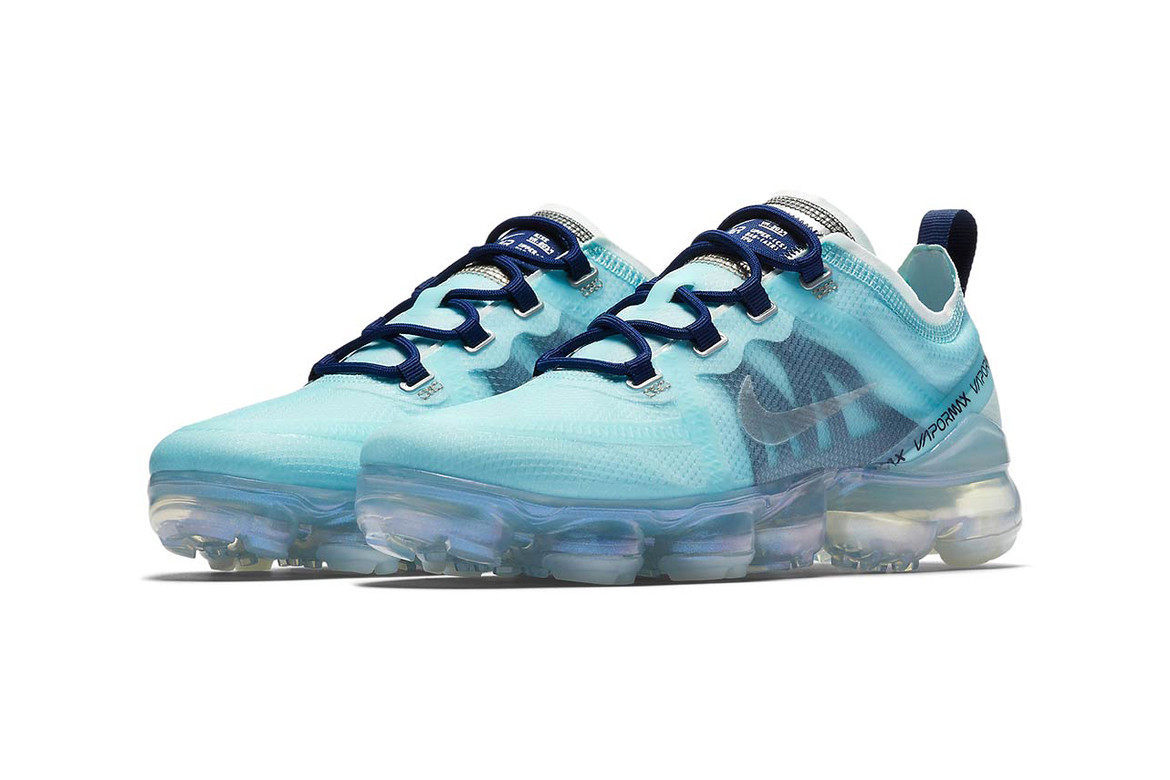 a1d223764cd64 Nike Reveals Upcoming 2019 VaporMax in Teal Tint | HYPEBAE
