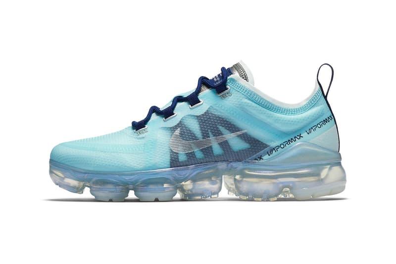 Nike VaporMax Teal Tint Blue 2019